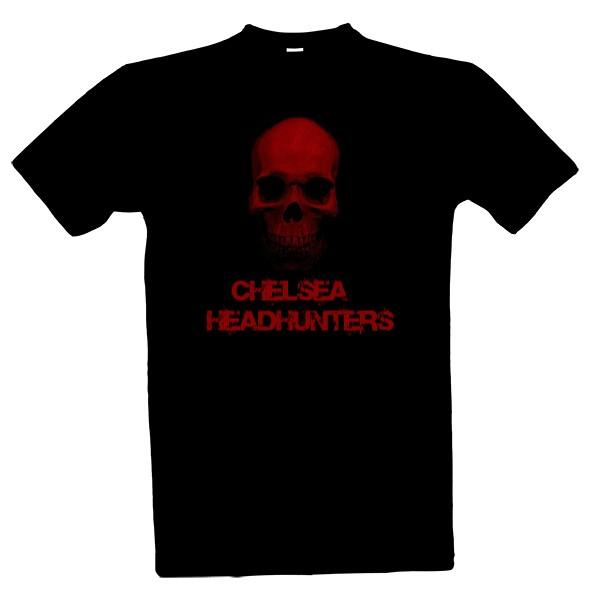 41e705afd7a54 Tričko s potlačou Chelsea Headhunters | rampa